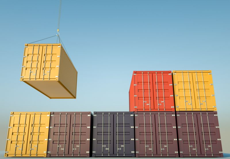 What You Need To Know About Stacking Shipping Containers Safely