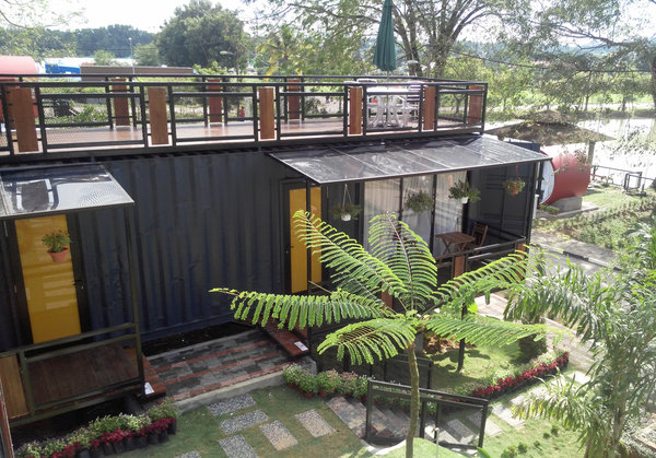 Versatility of Shipping Containers