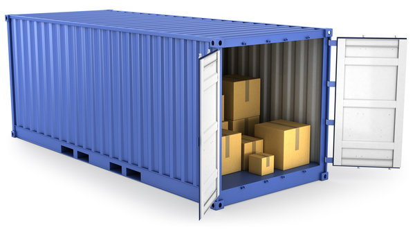Southeast shipping container rental