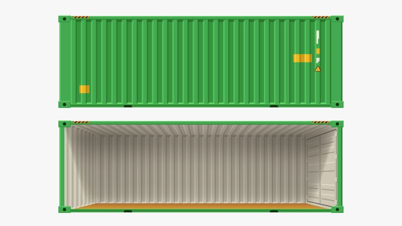 Southeast Container storage containers Brentwood