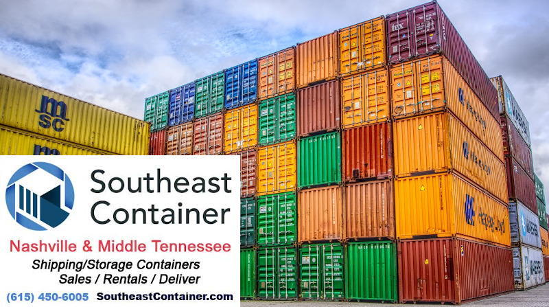 buy containers nashville