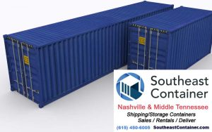 Shipping Containers Nashville TN | Storage Containers